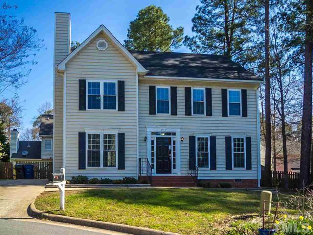 2917 New Hall Court, Raleigh, NC 27615 (#2242518) :: The Perry Group