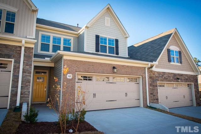 260 Mangia Drive #43, Wake Forest, NC 27587 (#2242555) :: Raleigh Cary Realty