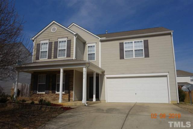 1012 Breeze Lane, Clayton, NC 27520 (#2242567) :: The Perry Group