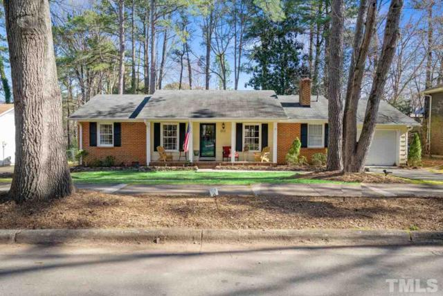 812 Northclift Drive, Raleigh, NC 27609 (#2242571) :: The Perry Group