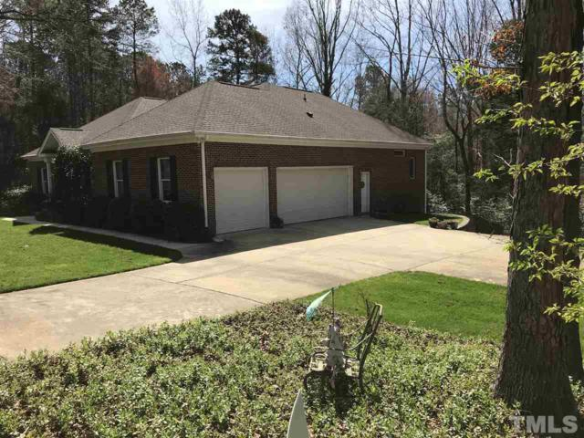 6245 Hilbert Ridge Drive, Holly Springs, NC 27540 (#2242574) :: Rachel Kendall Team