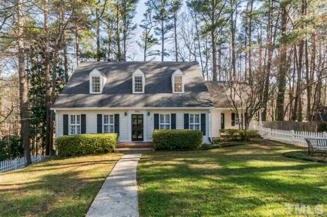 924 Northbrook Drive, Raleigh, NC 27609 (#2242582) :: The Perry Group
