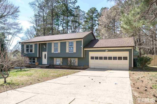 118 Dark Oak Drive, Cary, NC 27513 (#2242650) :: The Perry Group