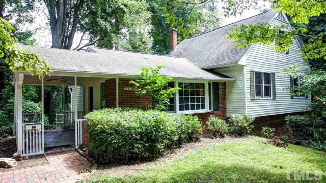 541 Barksdale Drive, Raleigh, NC 27604 (#2242655) :: Marti Hampton Team - Re/Max One Realty