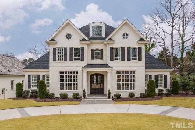 3137 Sussex Road, Raleigh, NC 27607 (#2242658) :: The Perry Group