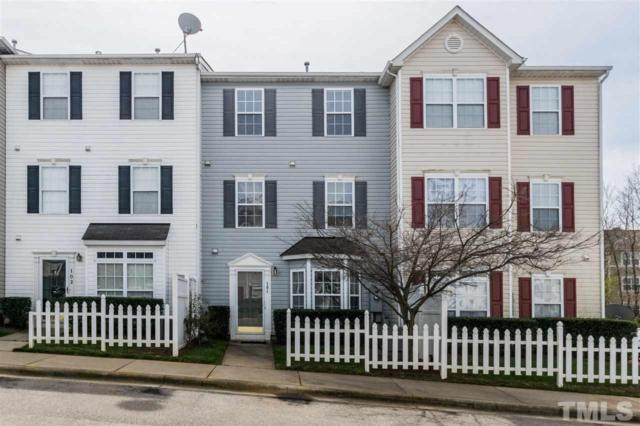 3030 Barrymore Street #101, Raleigh, NC 27603 (#2242664) :: The Jim Allen Group