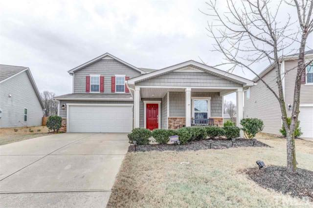 223 Plymouth Drive, Clayton, NC 27520 (#2242665) :: The Perry Group
