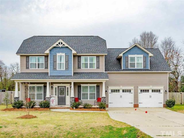 28 Lee Woods Drive, Clayton, NC 27520 (#2242671) :: Rachel Kendall Team