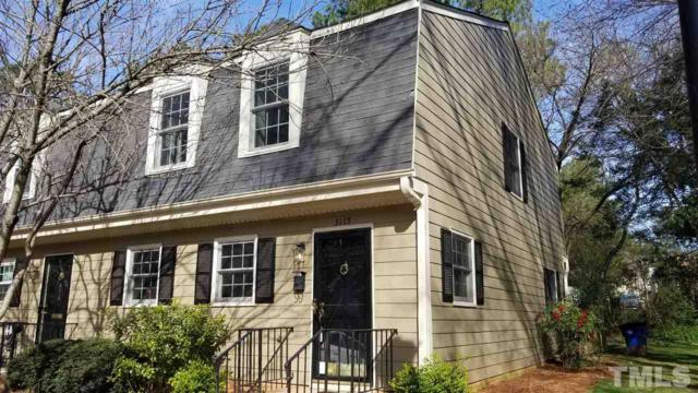 3115 Morningside Drive, Raleigh, NC 27607 (#2242753) :: Marti Hampton Team - Re/Max One Realty