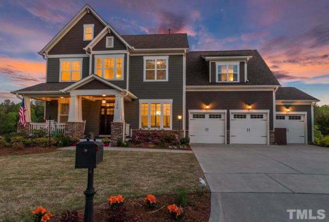 100 Rambling Oaks Lane, Holly Springs, NC 27540 (#2242761) :: Raleigh Cary Realty