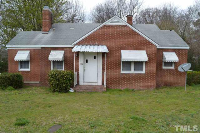 714 W Main Street, Sanford, NC 27332 (#2242778) :: RE/MAX Real Estate Service