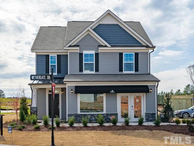 229 Wrenwood Drive #13, Clayton, NC 27527 (#2242800) :: M&J Realty Group