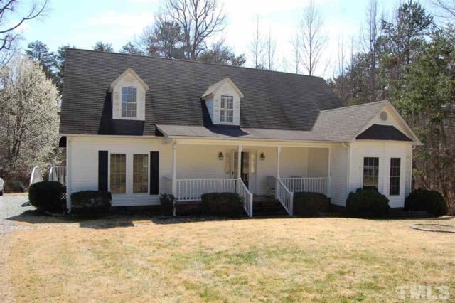 1010 Wolf Laurel Court, Rougemont, NC 27572 (#2242821) :: Real Estate By Design