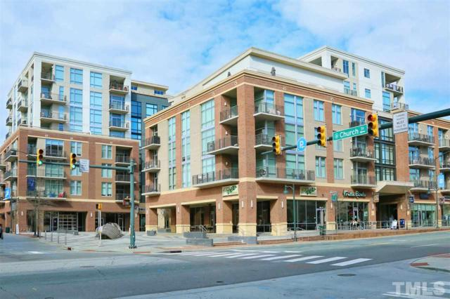 140 W Franklin Street #313, Chapel Hill, NC 27516 (#2242882) :: Raleigh Cary Realty