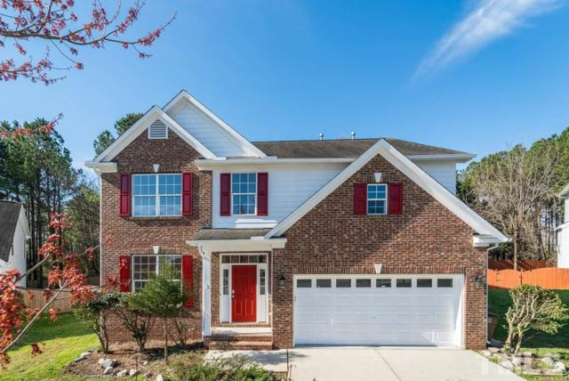 1025 Martin Bench Court, Wake Forest, NC 27587 (#2242890) :: Raleigh Cary Realty