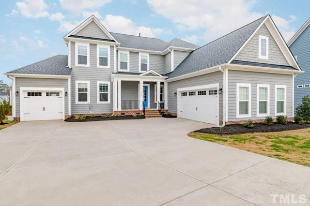 109 Banyan Creek Place, Apex, NC 27539 (#2242936) :: Marti Hampton Team - Re/Max One Realty