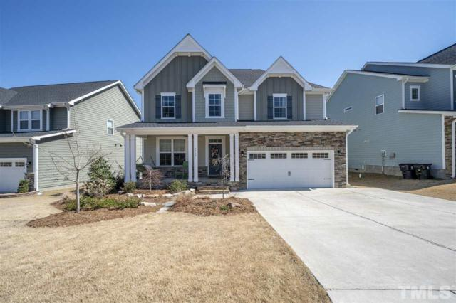 3919 Chapel Oak Drive, Apex, NC 27502 (#2242950) :: The Perry Group