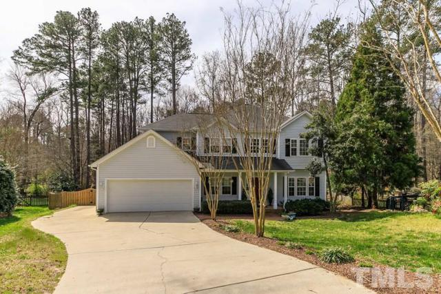 9020 Oak Branch Drive, Apex, NC 27539 (#2242958) :: The Perry Group