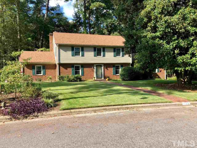 1120 NW Knollwood Drive, Wilson, NC 27896 (#2242987) :: Marti Hampton Team - Re/Max One Realty