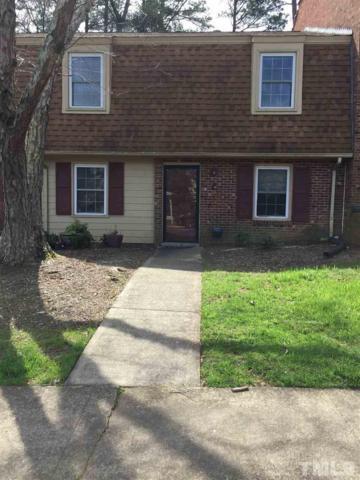 4703 Bluebird Court F, Raleigh, NC 27606 (#2243026) :: The Jim Allen Group