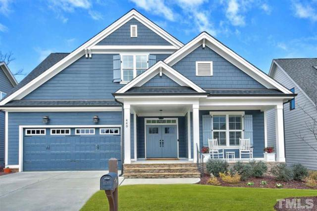 440 Old Piedmont Circle, Chapel Hill, NC 27516 (#2243028) :: The Perry Group