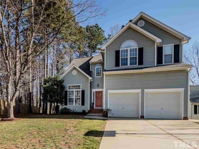 724 Creek Haven Drive, Holly Springs, NC 27540 (#2243040) :: Raleigh Cary Realty