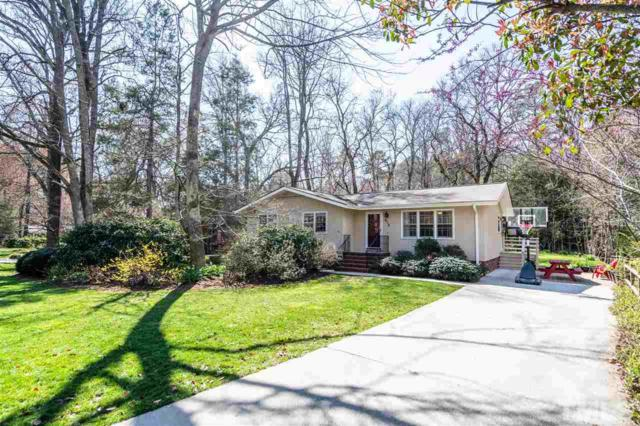 816 Tinkerbell Road, Chapel Hill, NC 27517 (#2243059) :: The Perry Group
