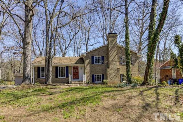 307 Colony Woods Drive, Chapel Hill, NC 27517 (#2243065) :: The Perry Group