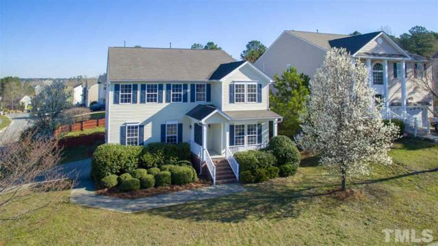 8401 Bratt Avenue, Wake Forest, NC 27587 (MLS #2243077) :: The Oceanaire Realty
