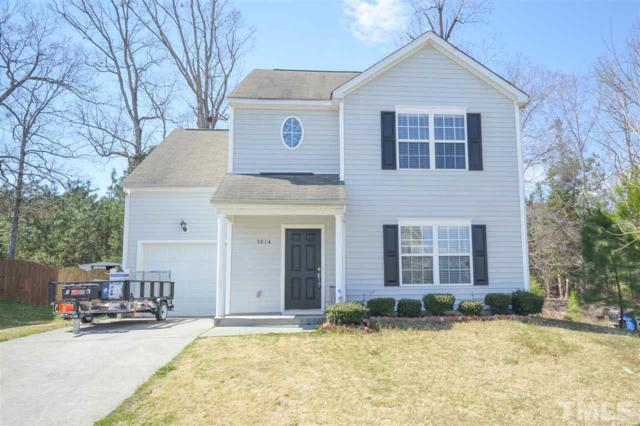 3814 Chehaw Drive, Raleigh, NC 27610 (#2243111) :: The Perry Group