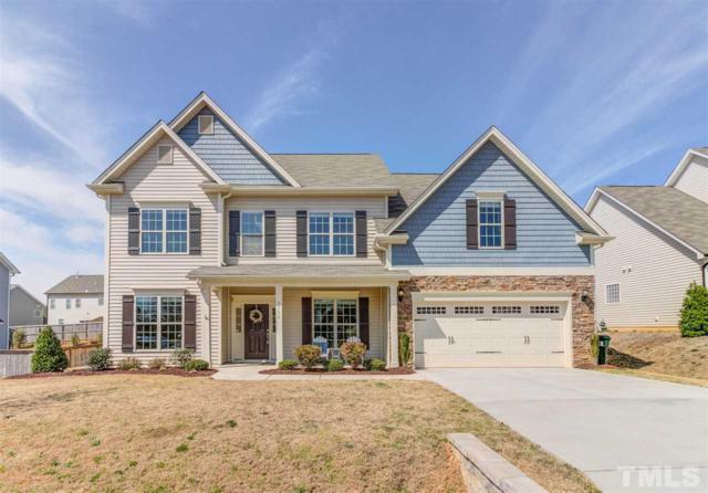 5716 Lumiere Street, Holly Springs, NC 27540 (MLS #2243115) :: The Oceanaire Realty