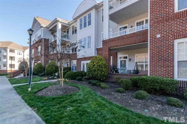 432 Eyam Hall Lane #432, Apex, NC 27502 (MLS #2243205) :: The Oceanaire Realty