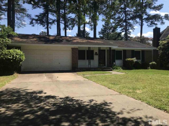 404 Dixie Drive, Selma, NC 27576 (#2243250) :: The Beth Hines Team