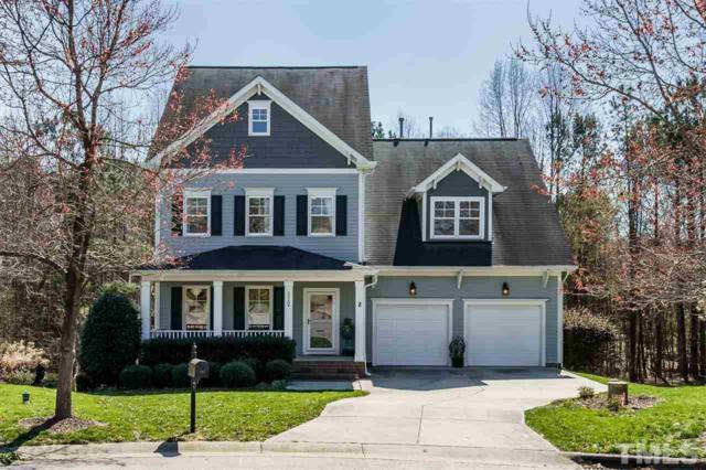 112 Oakboro Glen Court, Holly Springs, NC 27540 (#2243271) :: The Perry Group