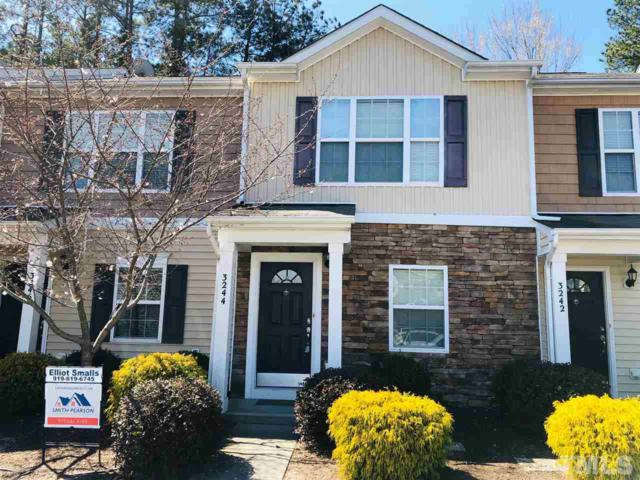 3244 Ivey Wood Lane, Durham, NC 27703 (MLS #2243279) :: The Oceanaire Realty