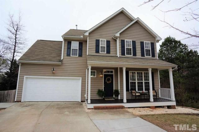 105 Knobview Court, Holly Springs, NC 27540 (MLS #2243288) :: The Oceanaire Realty