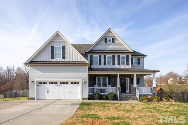 1033 Bluebell Lane, Wake Forest, NC 27587 (#2243298) :: The Perry Group
