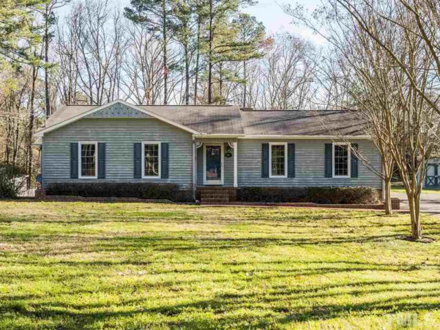 1001 Bent Pine Circle, Sanford, NC 27330 (#2243306) :: The Perry Group