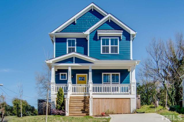 1001 Fargo Street, Durham, NC 27707 (MLS #2243321) :: The Oceanaire Realty
