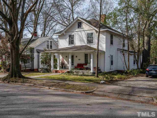 1023 W South Street, Raleigh, NC 27603 (MLS #2243355) :: The Oceanaire Realty