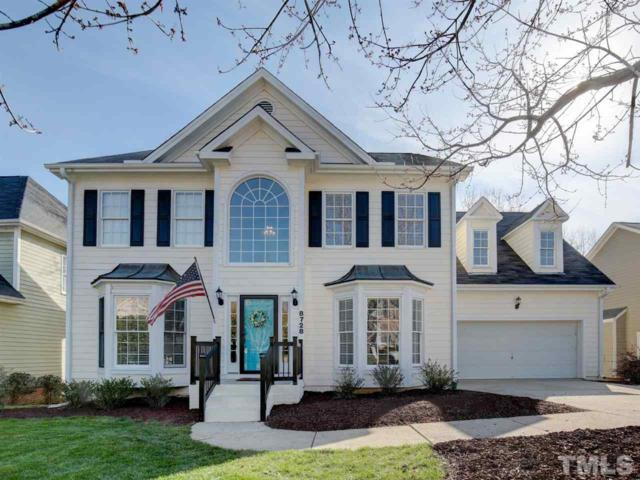 8728 Deerland Grove Drive, Raleigh, NC 27615 (MLS #2243360) :: The Oceanaire Realty