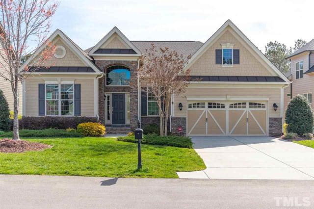 7828 Hasentree Lake Drive, Wake Forest, NC 27587 (#2243361) :: The Perry Group