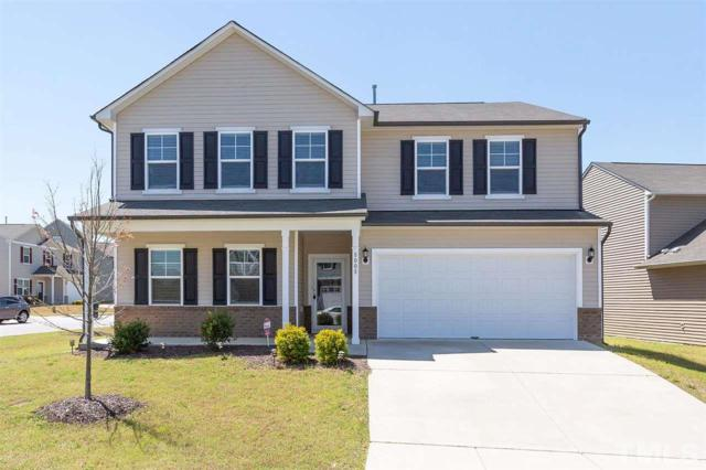 8008 Caithness Street, Raleigh, NC 27616 (#2243398) :: The Perry Group