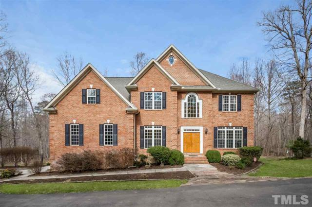 115 Fawn Ridge Drive, Chapel Hill, NC 27516 (MLS #2243419) :: The Oceanaire Realty