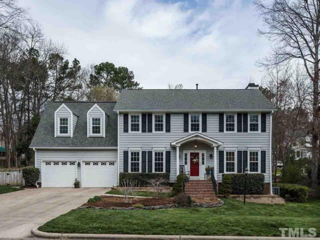300 Heathridge Lane, Cary, NC 27513 (#2243442) :: The Perry Group