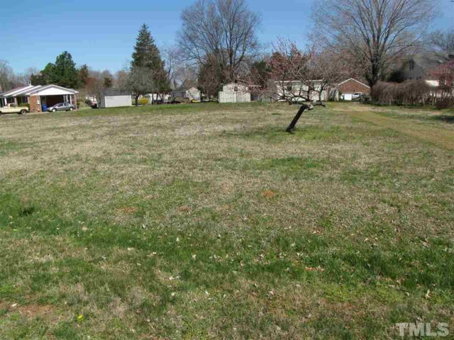 Lot 19 Meadow Lane, Graham, NC 27253 (#2243468) :: Spotlight Realty