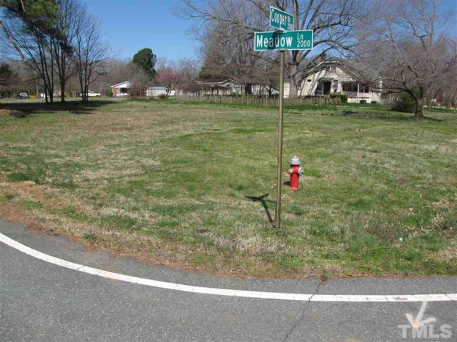 Lot 18 Cooper Road, Graham, NC 27302 (#2243484) :: Spotlight Realty