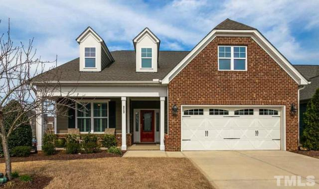 212 Silver Bluff Street, Holly Springs, NC 27540 (#2243512) :: Marti Hampton Team - Re/Max One Realty