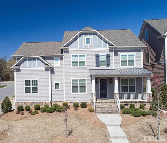 601 Mercer Grant Drive, Cary, NC 27519 (#2243519) :: Raleigh Cary Realty