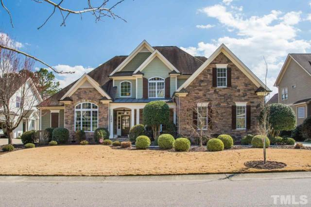 1304 Heritage Heights Lane, Wake Forest, NC 27587 (#2243523) :: M&J Realty Group